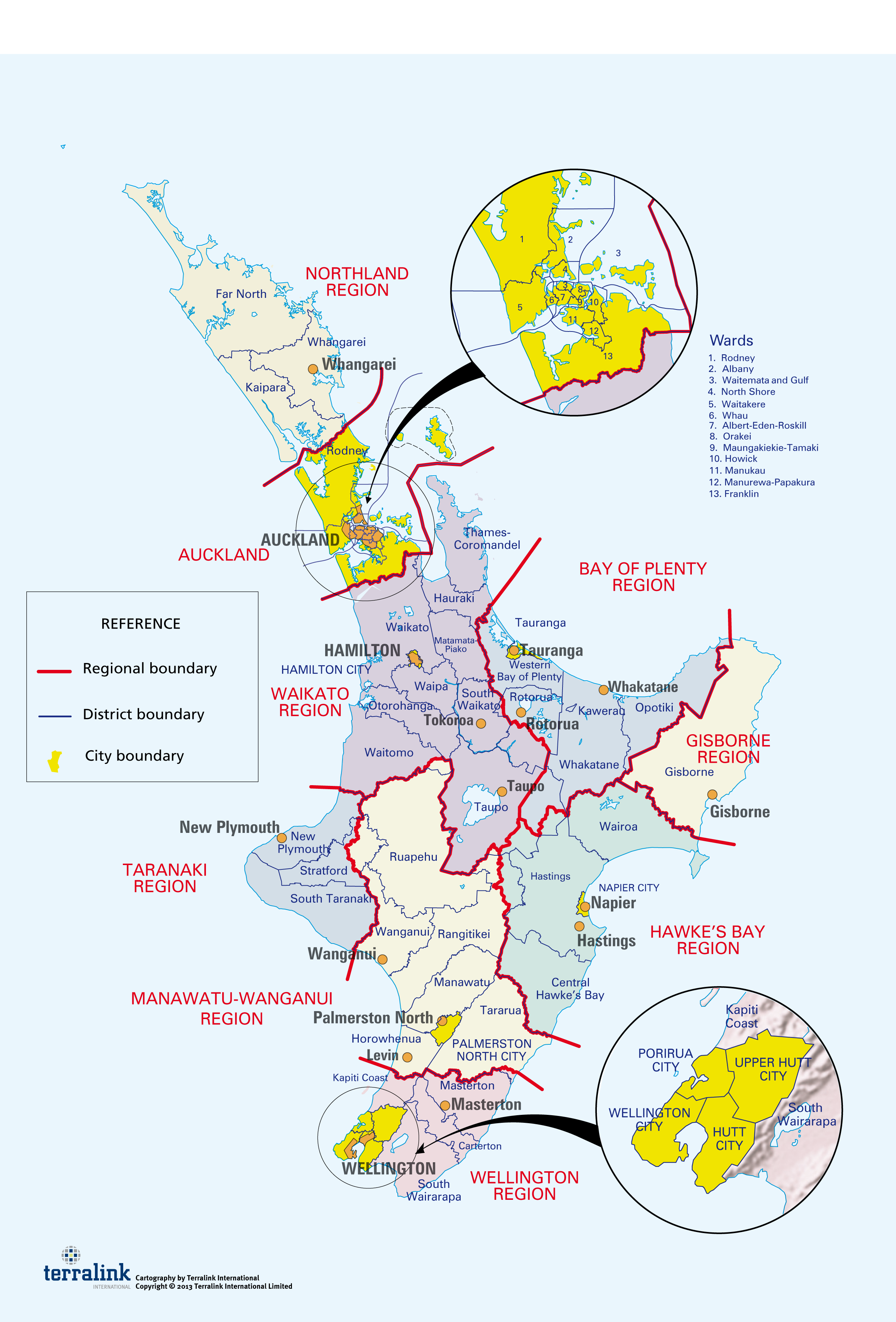 New Zealand Map With Cities And Towns.Council Maps And Websites We Are Lgnz